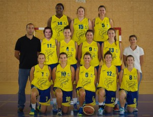 Garonne ASPTT Basket - NF3
